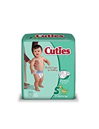 Cuties Premium Baby Diapers, Size 5, 27 ea BOBEBE Online Baby Store From New York to Miami and Los Angeles