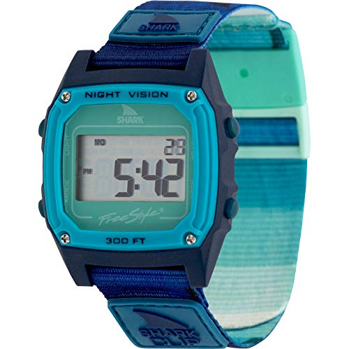 Freestyle Shark Classic Clip Ombre Fin Teal Unisex Watch
