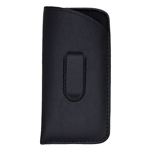 eyeglass case with clip - 2