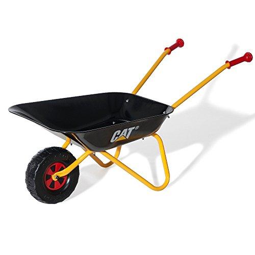 rolly 271818 CAT Wheelbarrow Ride on - Kettler Caterpillar