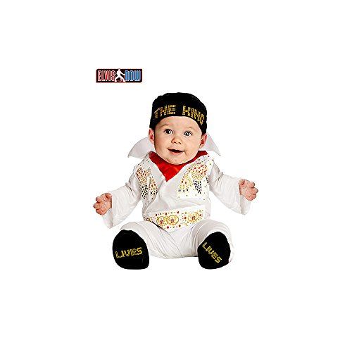 Elvis Baby Infant Costume - Newborn