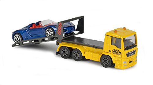 Man TGS Towing Truck & Porsche 918 Spyder