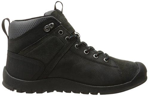 Pictures of KEEN Men's Citizen Mid Waterproof Shoe Black 8 M US 3