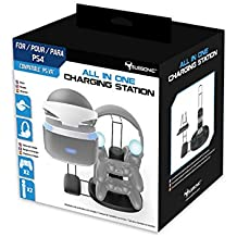 [Sponsored] SUBSONIC – All in one charging station - Charging and storing station for PS VR and Playstation 4 - PS4