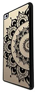 290 - Shabby Chic Eastern art lucky Sharm Design For Huawei Ascend P6 Fashion Trend CASE Back COVER Plastic&Thin Metal - Black