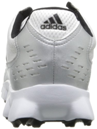 Scarpa Da Golf Adidas Uomo Crossflex Sport Bianco / Nero / Argento Metallizzato