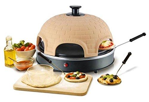 Emerio PO-110450 Pizzarette Mini-Pizzaofen