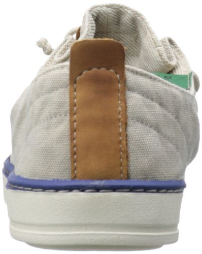 Timberland Men's Fabric Oxford Lace Up (Off-white Canvas) flFH3eqgfZ