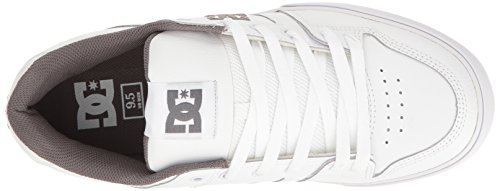 DC Shoes, PURE M SHOE - Zapatillas para hombre Blanco (Weiss / Hbwd)