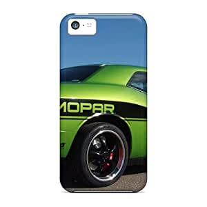 Protection Case For Iphone 5c / Case Cover For Iphone(dodge Challenger)