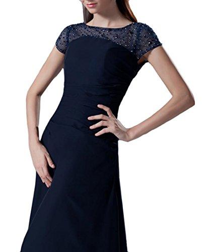 Emmani Para Mujer Vestido Azul Oscuro qRwqU6z