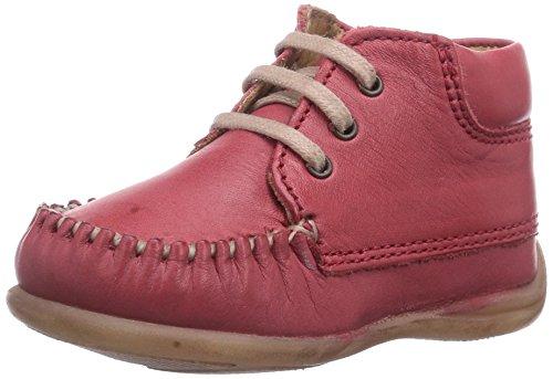 bellybutton Lauflernschuh - zapatillas de running de cuero Bebé-Niños rojo - Rot (Rosso)
