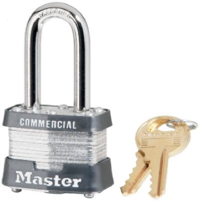 Master Lock 3KALF 3210 Shackle Padlock