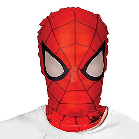 One Size Spiderman Morph Mask