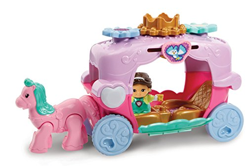 """"""" TTF Kingdom Princess Lily and her Carriage Toy - Vtech 198503"""
