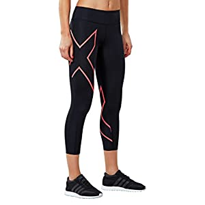 2XU Women's Mid Rise Compression 7/8 Tights