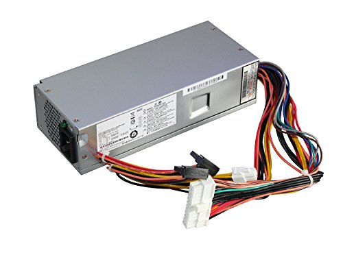 633195-001 220W Power Supply Unit PSU for HP Pavilion Slimline S5 S5-1xxx TouchSmart 310-1205la Desktop PC, FH-ZD221MGR PS-6221-9