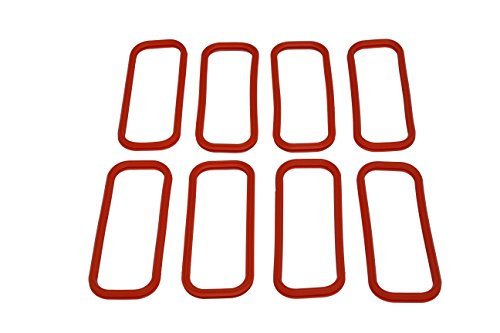 LS1 LS6 FAST LSX Intake Manifold Seal Oring Gasket Set Camaro Corvette LS GTO (Ls6 Intake Manifold)