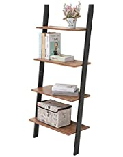 Cool Ladder Bookcases Amazon Com Home Interior And Landscaping Ferensignezvosmurscom