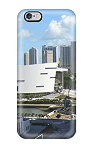 Special Design Back Miami City Phone Case Cover For Iphone 6 Plus