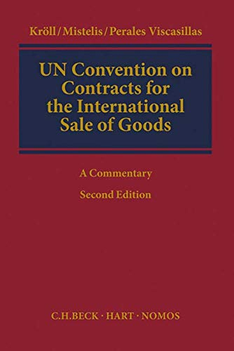 UN Convention on Contracts for the International Sale of Goods (CISG): A Commentary