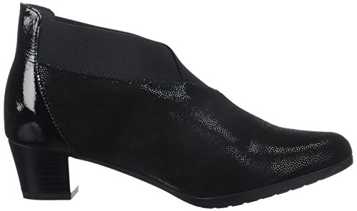 Women's Ankle Step Spring Black Bootie Endear zg5xUHwO