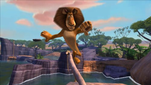 Amazon Com Madagascar 2 Escape 2 Africa Playstation 2 Artist Not Provided Video Games