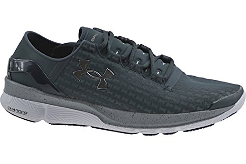 Under Armour Speedform Turbulence Clutch Zapatillas Para Correr - AW16 Gris