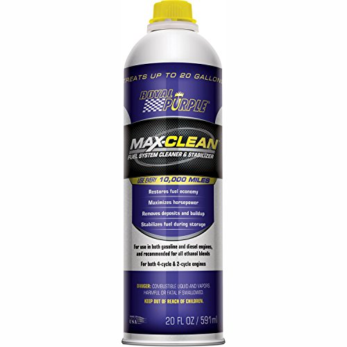 Royal Purple Max-Clean Fuel System Cleaner and Stabilizer 11722