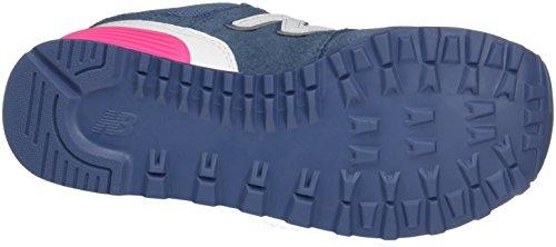 Blue New Scarpe Ginnastica da Balance Blu Donna Wl574cna 0Tqg0