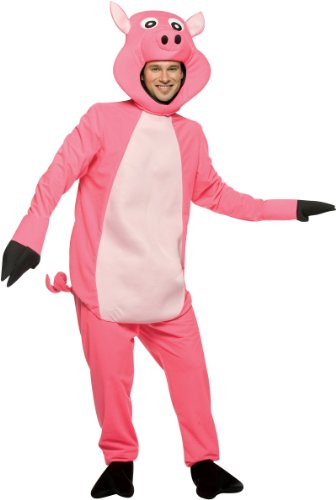 Pig Costume Costume - One Size - Chest Size 48-52