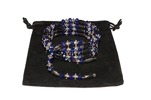 Magnetic Hematite Bracelets Necklaces 800 820mm