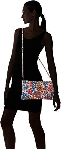 Multicolore Gabs Gabs Color Fantasy Sac L Beyonce Tg amp; Fiori Studio Pochette 5aOzq