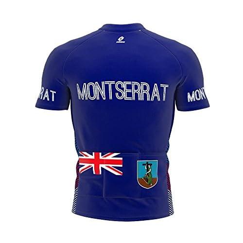 Montserrat Maillot cycliste à manches courtes pour femme