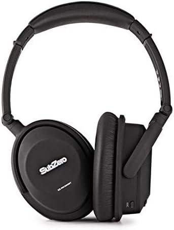 Subzero Wireless Bluetooth Noise Cancelling Headphones Amazon Co Uk Musical Instruments