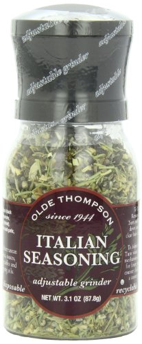 Olde Thompson Italian Seasoning, 3.1 Ounce
