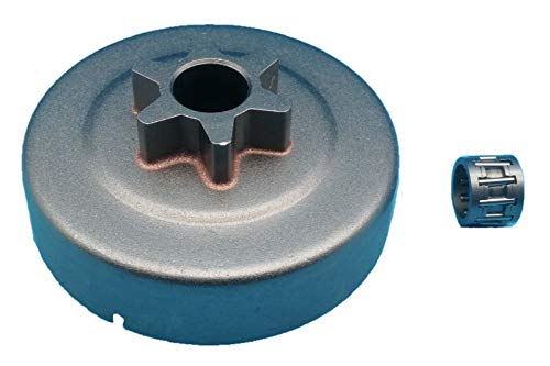 Tuzliufi Clutch Drum Sprocket Needle Bearing Replace Stihl 017 018 021 023 025 MS170 MS180 MS210 MS230 MS250 Chainsaw 1123 640 2003 9460 624 0801 9460 624 0801 9512 933 2260 3/8
