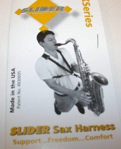 41hYcmzI SL amazon com slider slider111 dual shoulder instrument sax strap