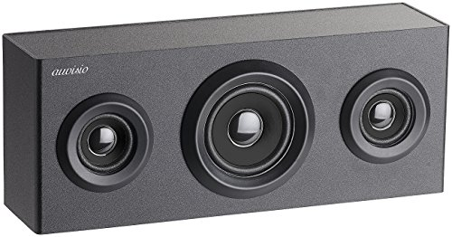 auvisio BT 4.0 Regal-Lautsprecher - ZX1578 - 2.1-Sound - Holz thumbnail