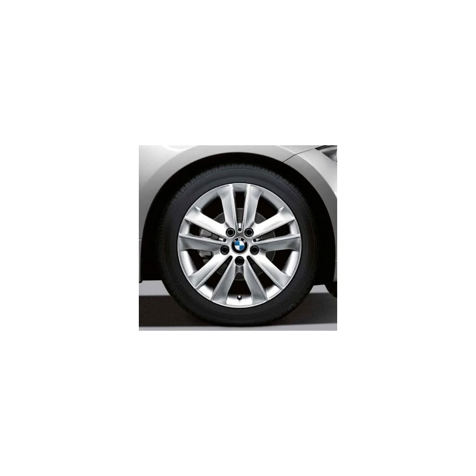 BMW Genuine 17 light alloy Wheel Rim V spoke 141 128i 135i 128i 135i E82 E88