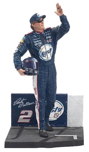 Action-McFarlane - NASCAR - Rusty Wallace Figure by Unknown