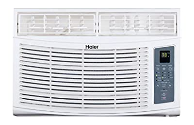 Haier 115V Window-Mounted Air Conditioner Magnetic Remote Braille