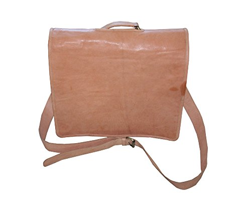 Retro Herren Leder Aktentasche Umhängetasche Handtasche Business Messenger Bag tGRld