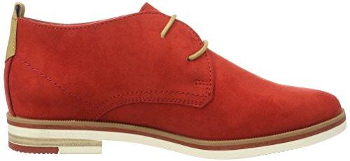Marco Tozzi Damen 25128 Desert Boots Rot (RED COMB 597)