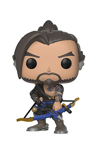 Pop! Vinyl Games Overwatch S4 Hanzo