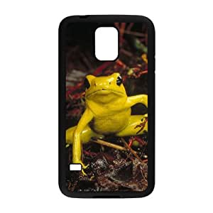 ANCASE Customized Print Frog Hard Skin Case For Samsung Galaxy S5 I9600