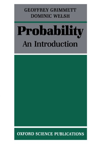 Probability: An Introduction (Oxford Science Publications)
