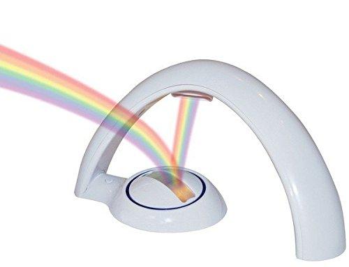 Rainbow In My Room/proyector/arco iris después de luz para la ...
