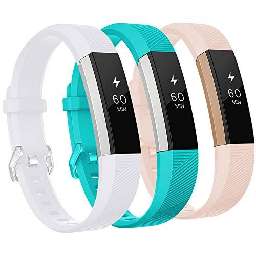 Mallas Para Reloj Fitbit Alta Hr (3 Unidades, Talle S (YCNF)