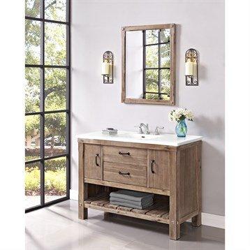 Native Trails Vintner's Collection Bathroom Vanity chic